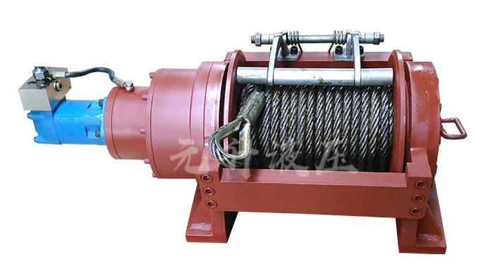 浙江JP15吨液压绞盘