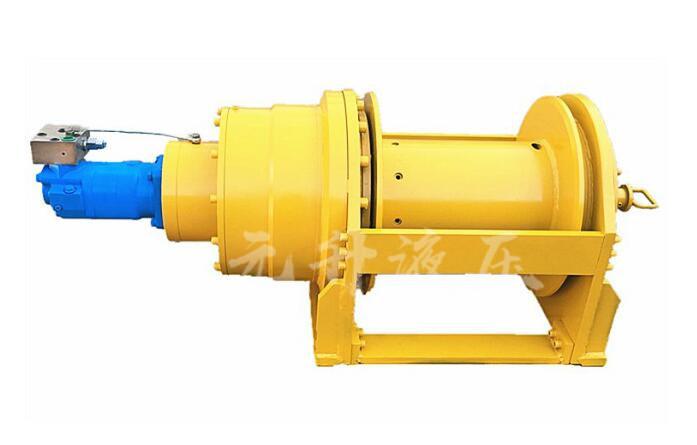 浙江JP20吨液压绞盘
